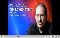 Geologist Tim Lowenstein shares his findings on Clean Skies Web TV