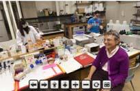 360 view: Susannah Gal's laboratory