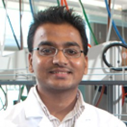 Engineer tests new solar materials