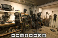 360 view: Gonzalez Studio