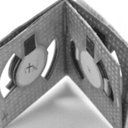 Binghamton engineer creates origami battery