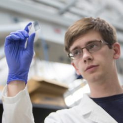 Undergrad stretches possibilities of flexible electronics