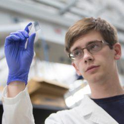Undergrad stretches possibilities of flexible electronics