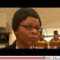 Chemist Omowunmi Sadik discusses her research in sensors