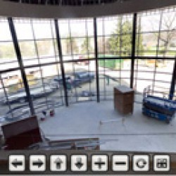 360 view: Engineering and Science Building