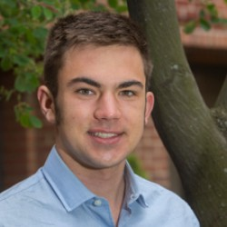 Goldwater scholar focuses on wind energy