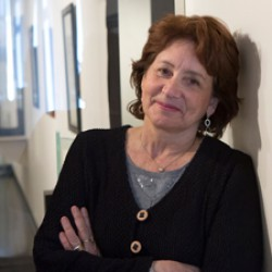 Faculty novelist now a best-selling author