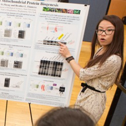 Keynote, poster sessions highlight annual Research Days