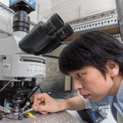 Scientist probes addiction at cellular level
