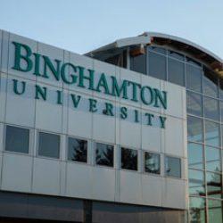 Binghamton faculty net seven CAREER awards